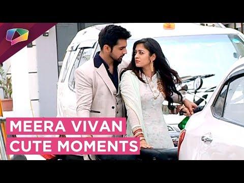 Meera And Vivan Again Shares Some Cute Moments Kaleerein