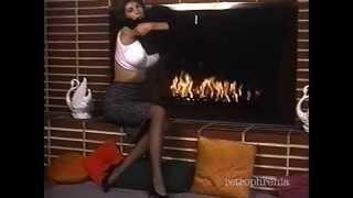 Repeat youtube video Lee Germaine - vintage striptease 'Light My Fire'