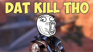 The FUNNIEST OVERWATCH Accidental Kill... | Funny Overwatch Series 8 | Solokiso