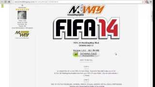 Как установить патч ModdingWay для FIFA 14(Ссылка на скачивание: http://www.moddingway.com/forums/thread-22680.html Смотрим,ставим палец вверх,подписываемся буду очень..., 2013-11-30T19:00:40.000Z)