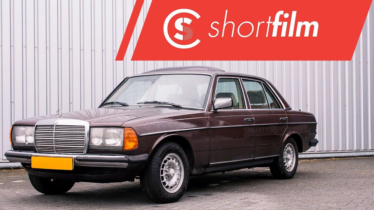 Mercedes Benz W123 200 - Short Film - Interior and Exterior montage ...