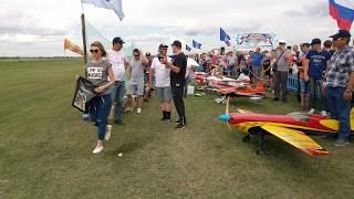 видео Крылья Сибири: международный авиамодельный фестиваль