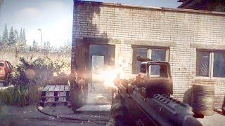 Escape from Tarkov — Новый геймплей! (60 FPS) с русским матом в России!
