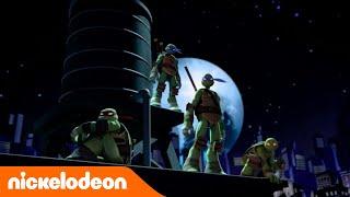 Черепашки-ниндзя | Философия остаться в живых | Nickelodeon Россия