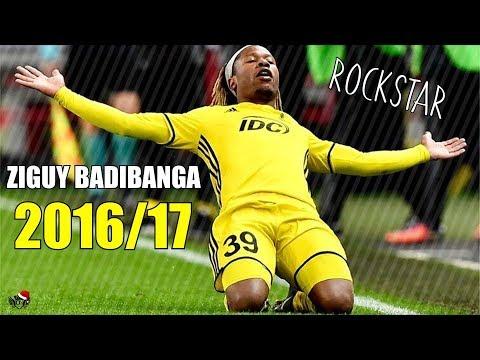 ZIGUY BADIBANGA●Young Talent●SKILLS & GOALS 2016/17!