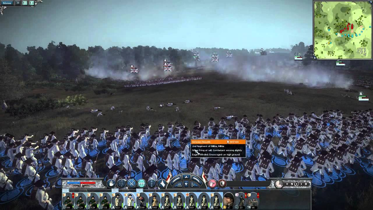 Napoleon Total War Darthmod Dutch Campaign Part 2 Wellington Arrives