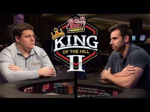 Deeb and Busquet BATTLE for SUPREMACY! | Match 1 Round 1 - King of the Hill 2