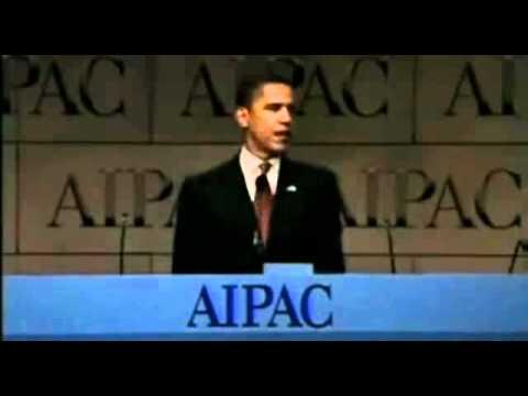 Obama(somit die USA) ist eine Marionette von Israel und dessen Zionismus!