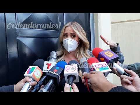 ANDREA LEGARRETA SUFRIÓ FUERTES DOLORES EN ESTOMAGO Y SU FAMILIA ESTUVO CON ELLA 😱😱