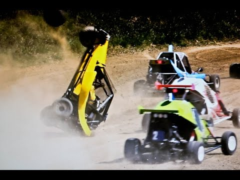 Amicale Minzac - Kart cross & Autocross [9 avril 2017] (Show & Crashes)