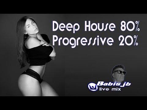 best of deep house & progressive house 2018 babis jb live mix kenzo club
