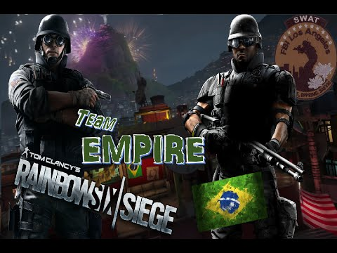 FBI SWAT vs Favelas