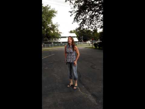 Angela Parker - ALS Ice Bucket Challenge