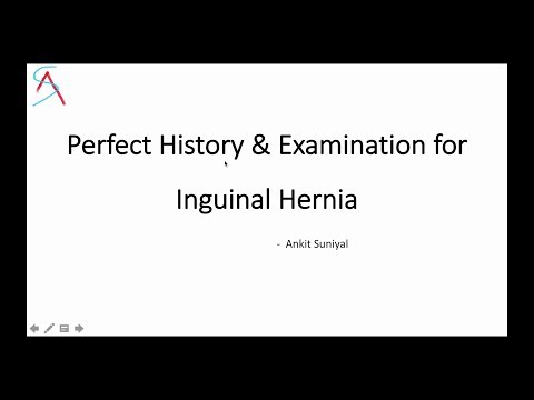 Perfect History & Examination for Inguinal Hernia case for Clinical exams || General Surgery