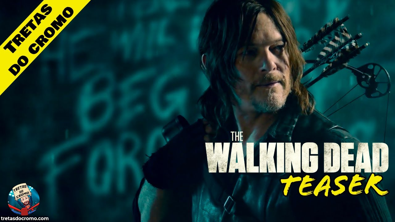 The Walking Dead recebe primeiro teaser para a 11º temporada
