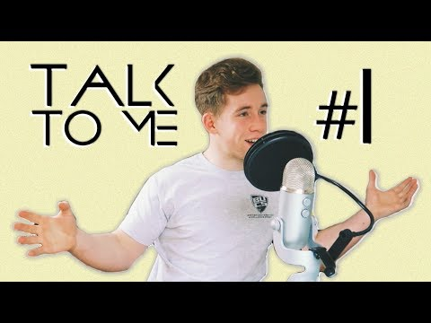 Talk to Me #1 James O' Reilly