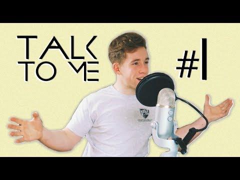 Talk to Me 1 James O' Reilly