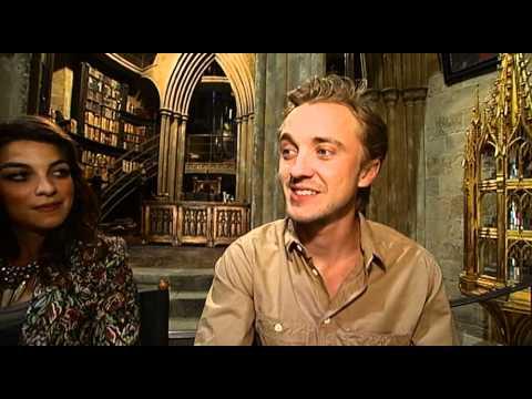 Harry Potter Studio Tour with Warwick Davis, Natalia Tena and Tom Felton