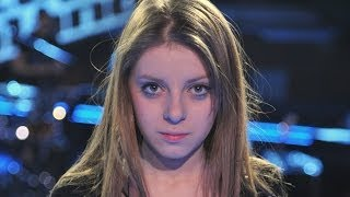 "The Voice of Poland - Magdalena Wasylik - ""Virtual Insanity"""