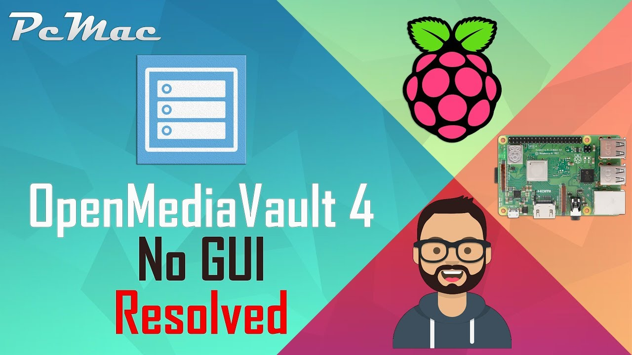 Openmediavault 4 No GUI Issue Resolved