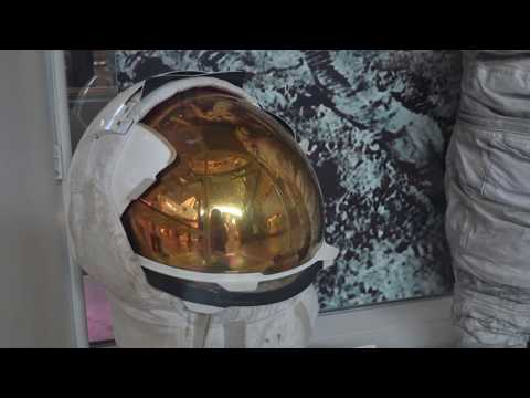 MC Smithsonian: Chemistry in Space Travel