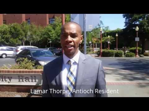 Lamar Thorpe 2016 | I intend to run for City Council