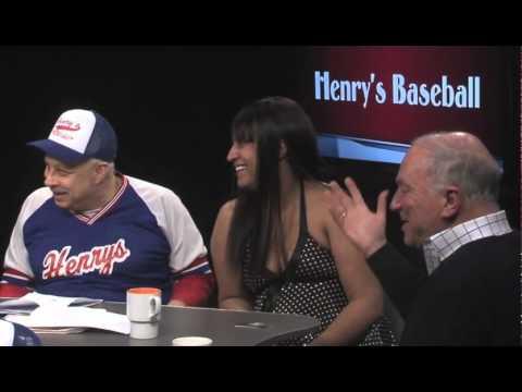 Miss New Hampshire Maude Gorman Art Solomon Henrys Baseball Club 031214