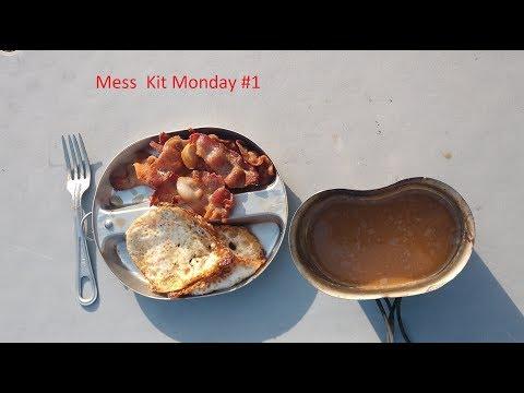 Mess Kit Monday #1