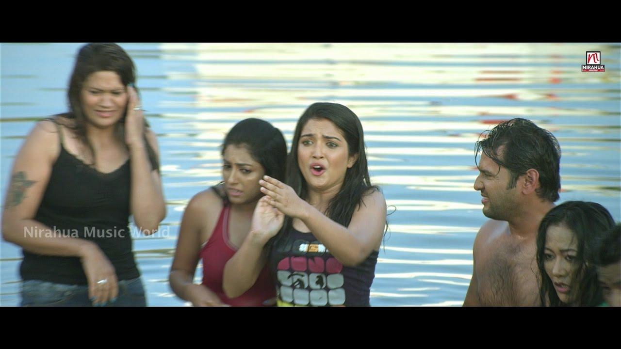 Jagat Mein Koi Nahi Apna Nirahua Hindustani Comedy Scene Dinesh Lal Yadav Nirahua Aamrapali Youtube