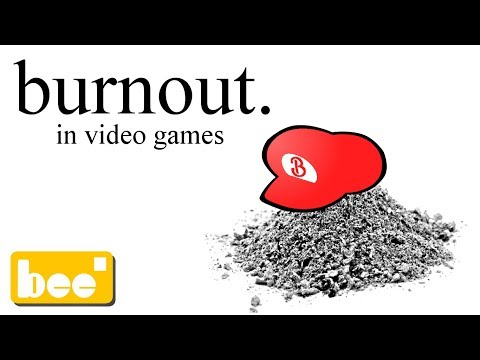 Burnout In Video Games
