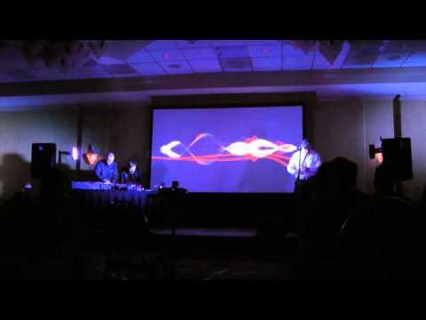 БALKANSKY feat RICHARD DEVINE - Live improvisation in Atlanta / 3 Dec 2015