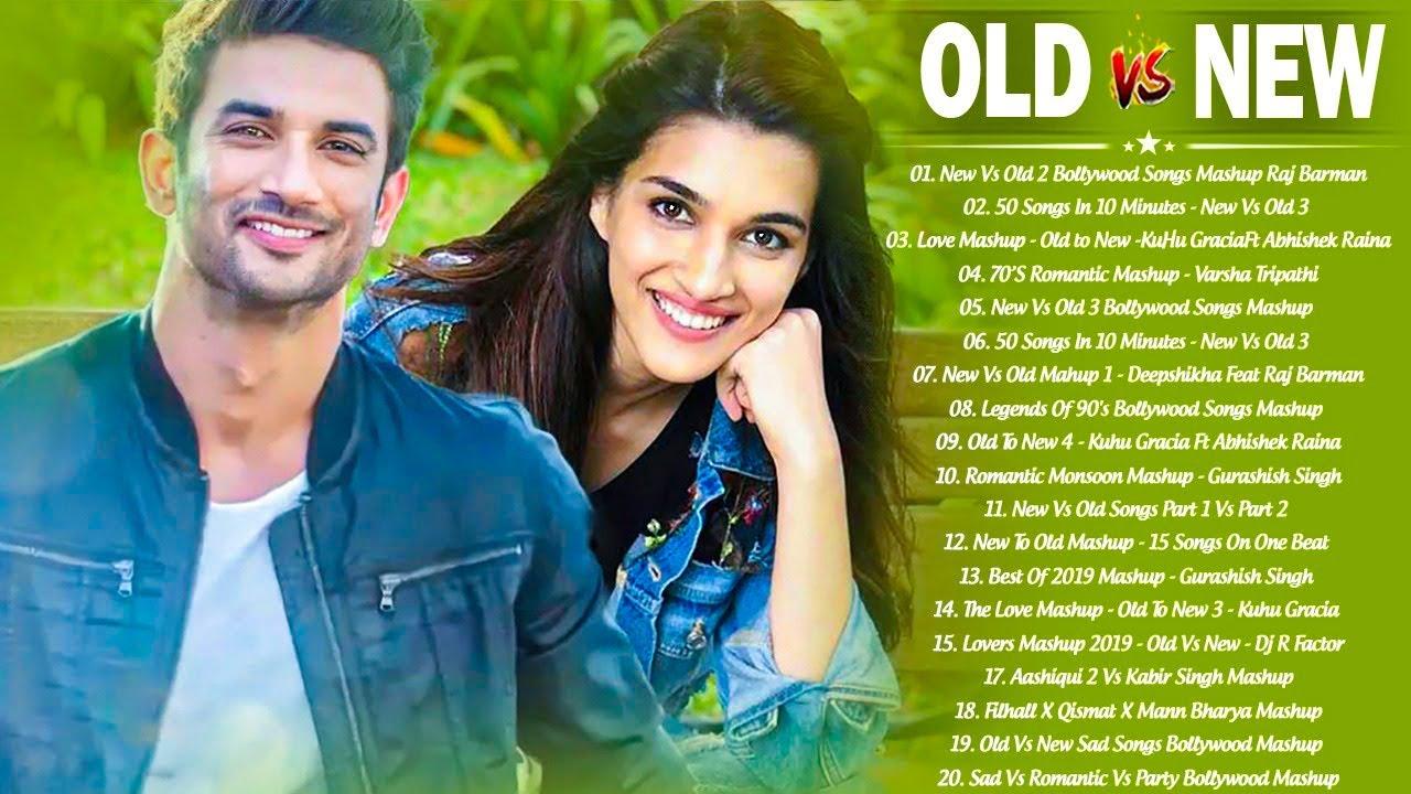 Download Old Vs New Bollywood Mashup 2021| Romantic Hindi Songs,90's Old Songs Remix_PARTY MASHUP 2021