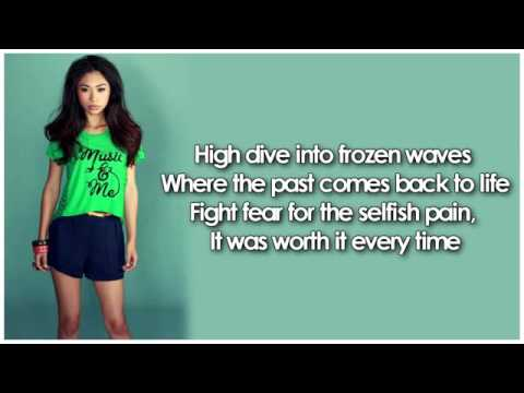 Clarity - Glee cover (lyrics)