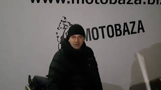 МОТОБАЗА. Клиент покупает Honda VFR 800 Fi.WWW.MOTOBAZA.BIZ