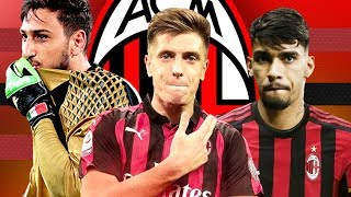 🔴 CALCIOMERCATO IN LIVE! SUPER TOP PLAYER! CARRIERA MILAN FIFA19