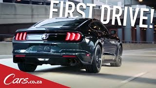 New Mustang Bullitt Review! First Drive of the 2018 Limited Edition