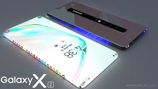 Samsung Galaxy X2 Trailer Video | Re-define Concept Introduction for 2025