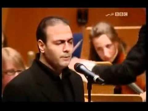 Alireza Ghorbani calebration of Mowlanas