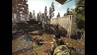 BF4 Highlights Competitivos #3