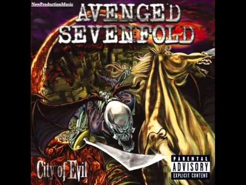 Avenged Sevenfold- The Wicked End Lyrics