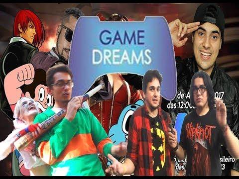 PLUGUEI na GAME DREAMS (Ft Fred Anime Whatever, CapsLock, Sr Wilson)