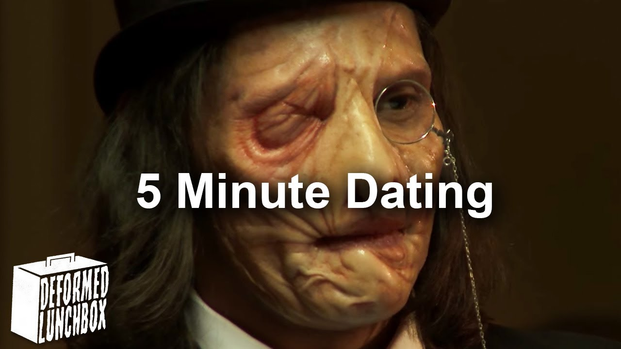 question drole speed dating