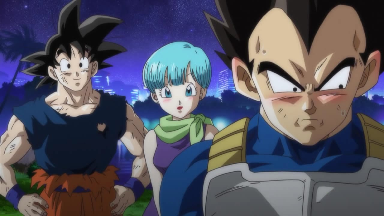 how did vegeta hook up with bulma dating ulster boy scout knife