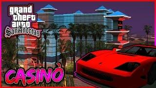 GTA SAN ANDREAS ITA PS4 GAMEPLAY HD #3 - GIOCO ALLE SLOT,BALLO IN DISCO E GIRO IN TURISMO | ALEX ZI