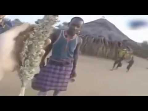Asian Girl Visiting African Tribe Asian Girl With African Tribe Tribal from YouTube · Duration:  25 minutes 6 seconds