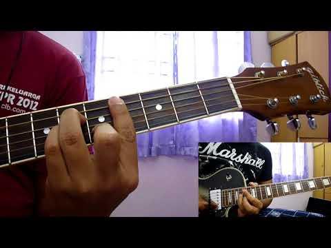 Atmosfera - Berakhirlah Sudah (Instrumental/Chord/Guitar Cover)