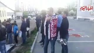 أخبار اليوم | المنتخب المصري يؤدي صلاة العيد في مدينة يكتنبرج