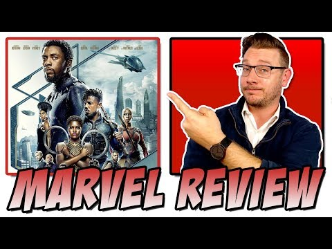 Black Panther (2018) - Movie Review (Journey to Marvel's Infinity War | MCU Analysis)