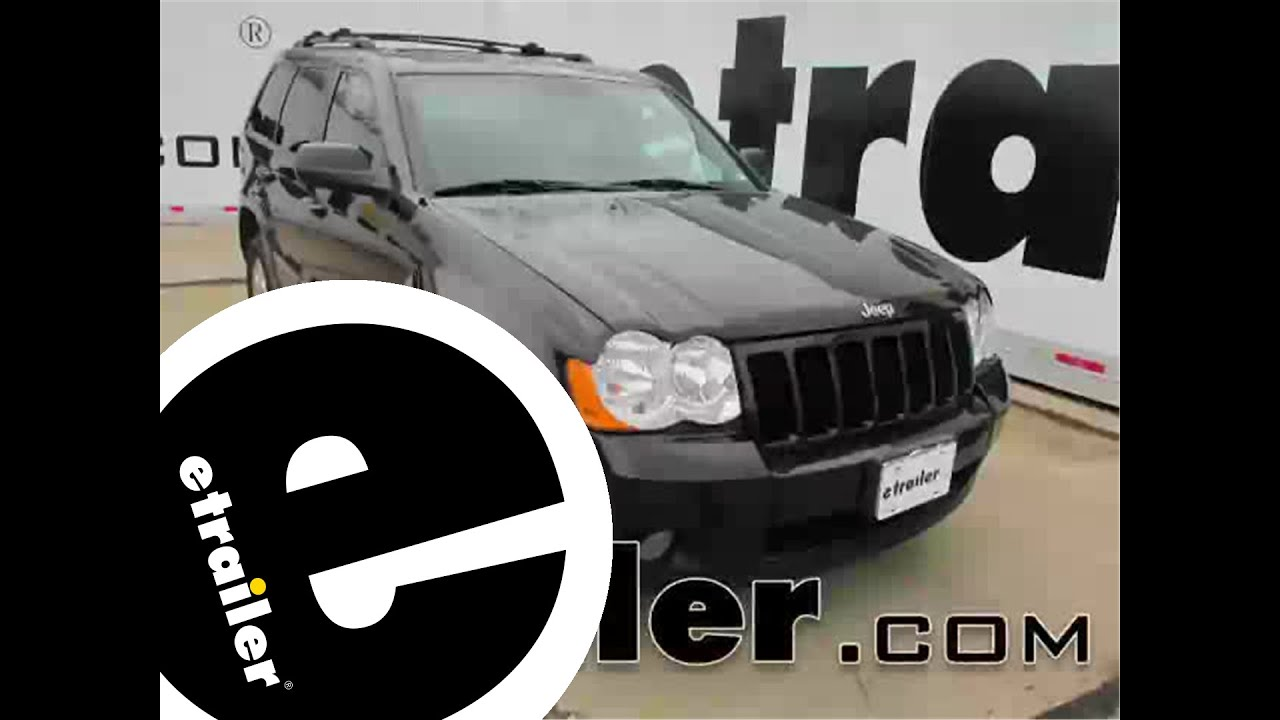 hight resolution of trailer wiring harness installation 2009 jeep grand cherokee etrailer com