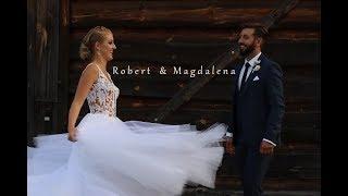 Teledysk Ślubny / Weselny 2018 Robert & Magdalena